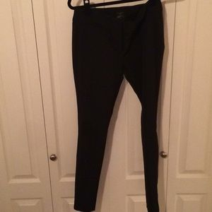 Anne Taylor Skinny Stretch Dress Pants